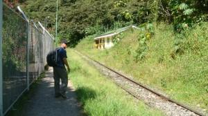 קובי רמות בטיול בדרום אמריקה